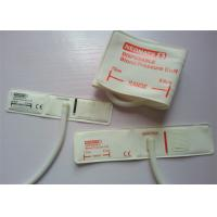 China One / Two Tube Neonatal Bp Cuff , Disposable Neonatal Blood Pressure Cuff wholesale