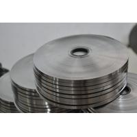 China 0.6 mils Nickel-based Amorphous Ribbon Alloy Strip For High Frequency Transformers wholesale