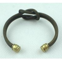 China Bronze ox Color Unisex Copper Alloy Jewelry Yiwu Market Bronze Cuff Link Bracelet wholesale