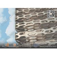 China Aluminium Perforated Metal Sheet for Decoration of Building Wall wholesale