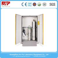 China Custom All Steel Flammable Gas Bottle Storage Cabinet For Fire Protection wholesale