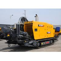 China 160kw Cummins Engine HDD Horizontal Directional Drilling Rigs For Pipe Laying wholesale