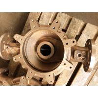 China ISO , BS EN , GB horizontal centrifugal pump housing bronze sand casting on sale