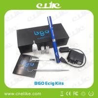 China E-cig Bgo Vaporizer Electronic Cigarette for Eliquid/Wax/Dry Herb (tobacco) wholesale
