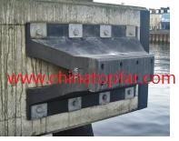 China Rubber fender, D type fender,cylindrical fender, tug boat fender, habor fender wholesale