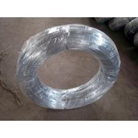 China  Electro / Hot Dipped Galvanized Steel Wire / Binding Wire Bright Soft Wire  for sale