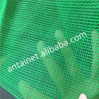 China 160g Green HDPE Plastic Construction Safety Net For Balcony Protection,Scaffolding net wholesale
