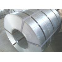 China Zinc Coated Galvanised Steel  Strip , Bright Surface Galvanized Steel Tap,Higher Zinc Coating wholesale