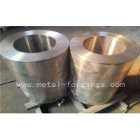 Quality EN10222-2 P280GH 1.0426  Carbon Steel metal sleeves Forged Cylinder  Normalized Q + T Proof Machined for sale