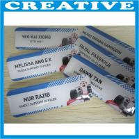 China plastic name badge clip wholesale