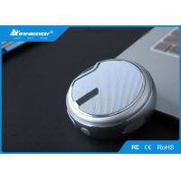 China Sliver Home Bluetooth Speakers , Portable Mini Wireless Speaker DC5V/1A Voltage wholesale