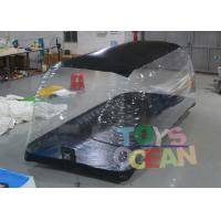 China Inflatable Waterproof Car Show Case For Vehicle Sedan Display Tent wholesale