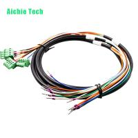 Quality Custom Designed Electri Cable Assemblies Manufacturer for sale