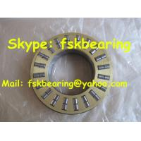China Abrasion Resistance Axial Thrust Roller Bearings Single Row wholesale