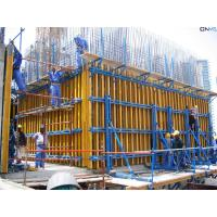 China Straight Concrete Wall H20 Timber Beam Wall Formwork System One 20ft container wholesale