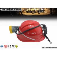 China ATEX Approved USB Charger Miners Lights For Hard Hats 156 Luminous wholesale