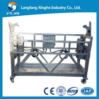 Construction scaffolding rental quality construction for Swing stage motors sale