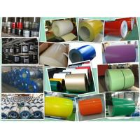 Quality Polyester Color Coated Aluminum Coil for Beverage Cans / Painting Aluminum for sale