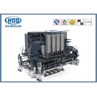 China ASME Standard Biomass Circulating Fluidized Bed Boilers , Electric Hot Water Boiler wholesale