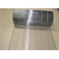China Stainless Steel  Wire Mesh Conveyor Belt With Ladder Type For Egg Conveyer wholesale