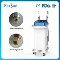 China CW mode Pulse mode fractional rf micro needling thermage cpt skin rejuvenation machine wholesale