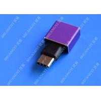 China USB 3.1 Type C to USB 3.0 A Adapter OTG Micro USB Female High Contact Efficiency wholesale