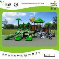 China Jungle Series Outdoor Playground for Children (KQ10020A) wholesale