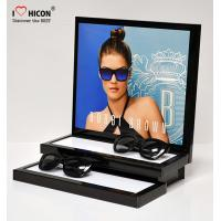 China Custom Sunglass Counter Display Acrylic Advertising Countertop Display Stand wholesale