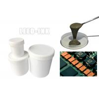 China Good Adhesion Conductor Paste, Low Volume Resistivity Conductive Silver Paste wholesale