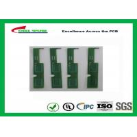 China Flexible PCB Prototype Single Side with Polyimide Material for Electronics Book wholesale