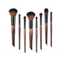 Buy cheap Wooden 8 Pcs Makeup Brushes Set Foundation Blush Face Concealer Eyeliner Shadow from wholesalers