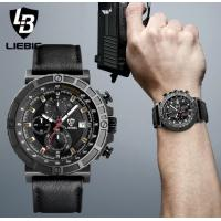 China LIEBIG Military Fashion Watches Genuine Band Men Multi-function Outdoor Sport Watches  ZHG161015 wholesale