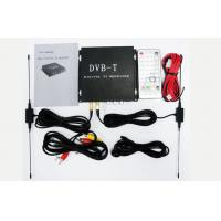 China MPEG4 H.264 Television DVB Digital TV Tuner for Car on sale