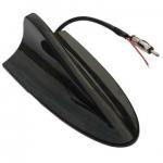 China Motorola Plug 12 V Am Fm Car Antenna For Bmw / Universal Shark Fin Car Roof Mount Antenna wholesale