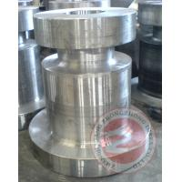 Quality Custom Sanitary Forged Steel Tee Valves / Spool Valve Free Forging With Ingot for sale
