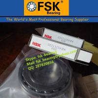 China Cheap Spherical Roller Bearings 55*100*25mm NSK 22211CDKE4 wholesale