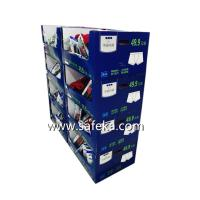 China cardboard counter top display boxes wholesale