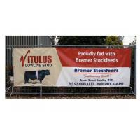 China Customized Tarpaulin Big Flex PVC Vinyl Banners full color Inkjet Printing wholesale
