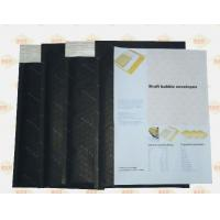 China Black Kraft Bubble Mailer 180*240+40mm wholesale