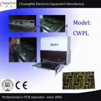 China PCB Punching Machine For Mobile Electronics Industry With 460*320mm Working Area on sale