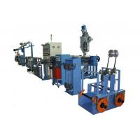 China Plastic / WPC Profile Extrusion Line , Low Noise PVC Door Making Machine on sale