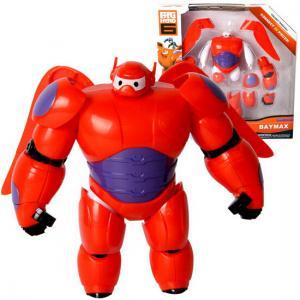 Disney Big Hero 6 Baymax Mech Plastic toys