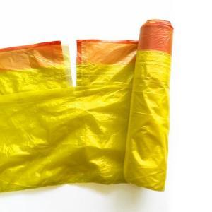 China Drawstring Plastic Disposable Trash Bag PE LDPE Garbage Bags on sale