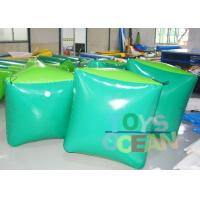 Quality Playground Inflatable Paintball Bunkers / Inflatable Tombstones For Shooting Game for sale