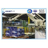 China Chaint Automatic Palletizing System Brand High Effeciency 20 - 50kg / Pc Load wholesale