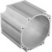 Quality Professional Aluminum Electric Motor Shell Profile Different Type Eco-Friendly for sale