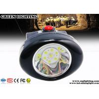 China 1 Watt Light Weight Safety Cordless Mining Lights Explosion Proof 2.8Ah Battery wholesale