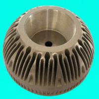 China Custom aluminum injection molding for Industrial Recycle equipments aluminum components wholesale