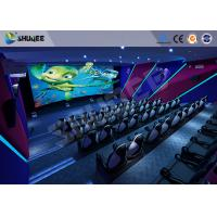 China Innervation 5d Movice Theater Equipment: Motion Chair , Screen , Projector wholesale