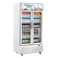 Buy cheap Dukers Commercial Refrigerator Freezer Fan Cooling Upright Showcase from wholesalers